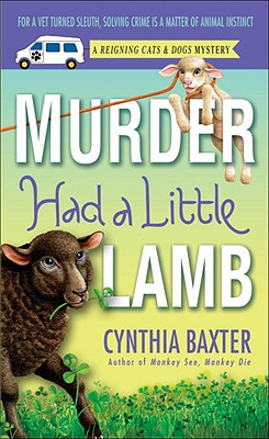 Murder Had a Little Lamb By Baxter, Cynthia