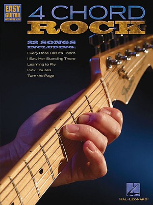 4 Chord Rock By Hal Leonard Publishing Corporation (COR)